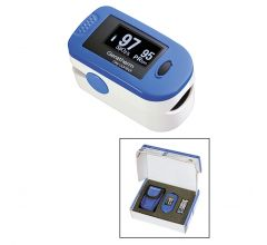 Finger-Pulsoximeter oxy control